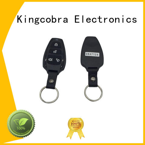 Kingcobra function best car alarm with power window output for african