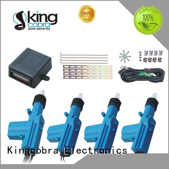Kingcobra what is central locking system manufacturer online
