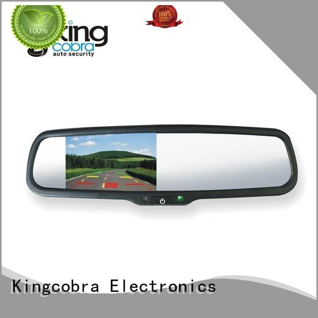 Kingcobra parking sensor kit parking assistant system for car