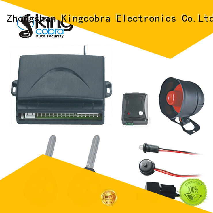 Kingcobra special functions car electronics system maker for south american market