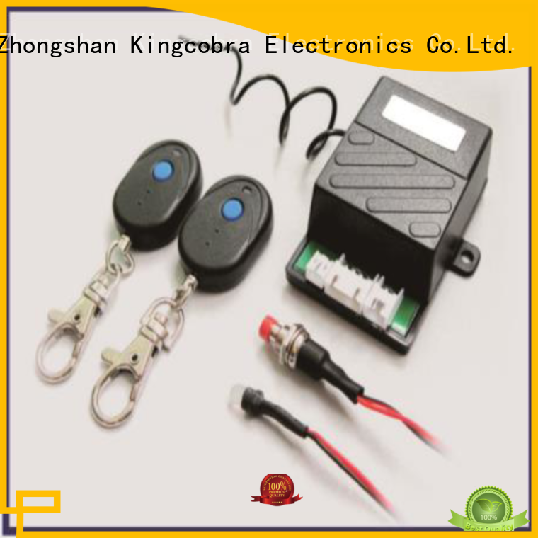 Kingcobra vehicle immobilizer company for car