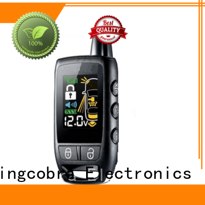 system way car alarm cheap car alarms Kingcobra Brand