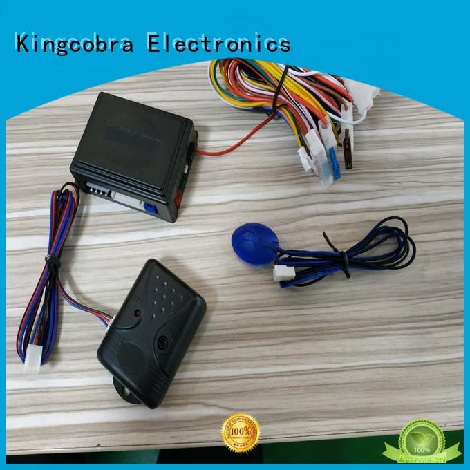 Kingcobra car alarm kit supplier for south american