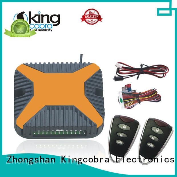 Kingcobra Brand kc5002 systemkc5000e custom suv with keyless entry
