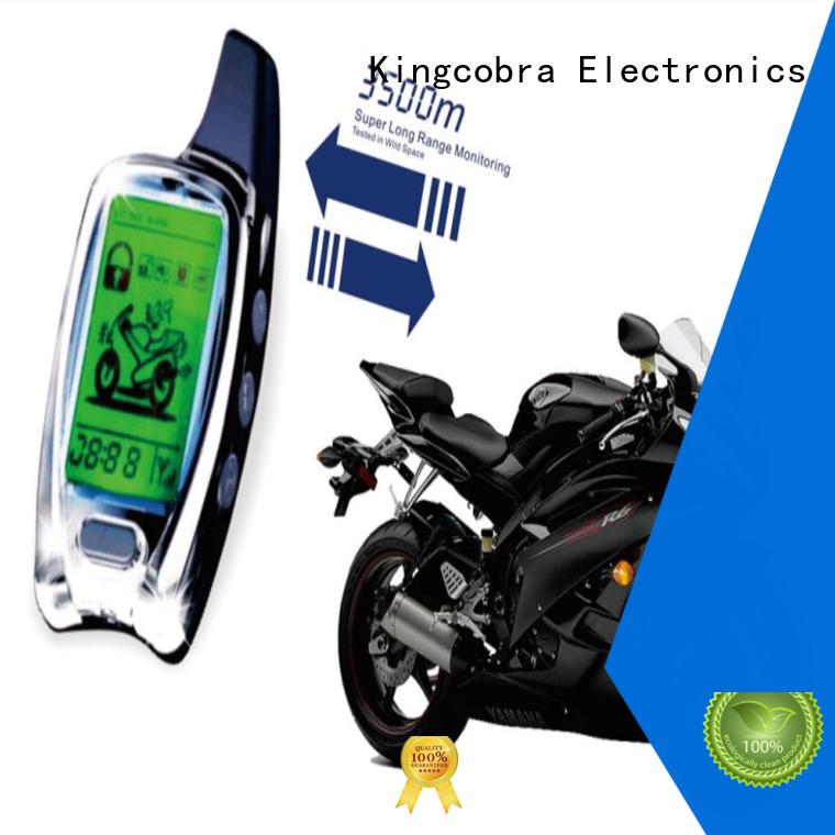 Kingcobra popular best motorcycle alarm alarm clock online