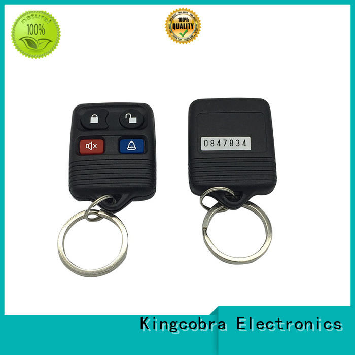 Kingcobra good selling car alarm with remote start octopus for south american