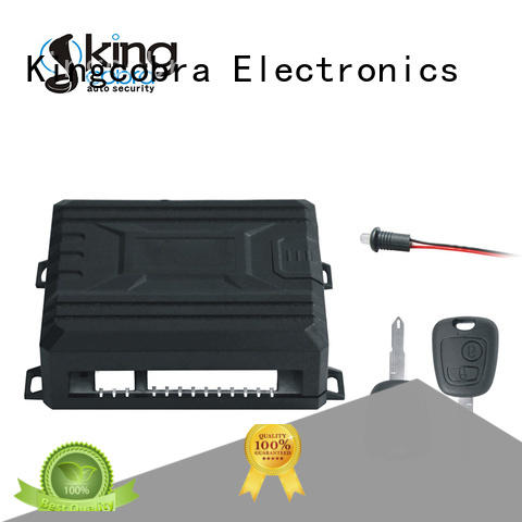 Quality Kingcobra Brand kc5000j milano keyless entry kit