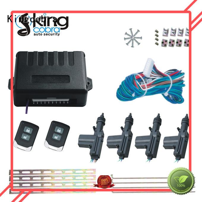 central locking system wholesale for car Kingcobra