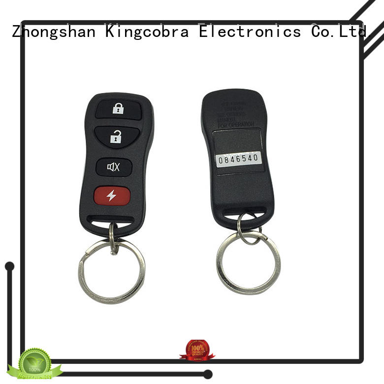 car alarm system hot sale for south american Kingcobra