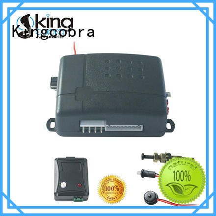 Kingcobra custom car alarms supplier for south american