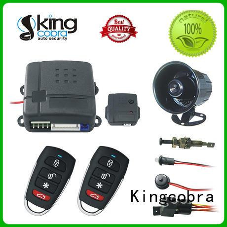 best car alarm with gps tracking classic one car Warranty Kingcobra