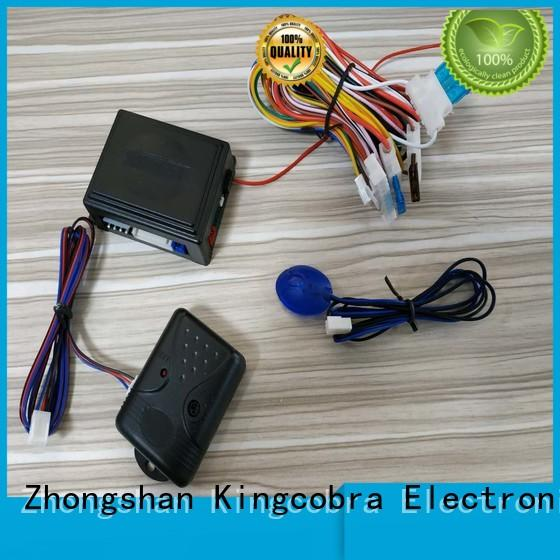 Kingcobra car alarm kit manufacturer for sale