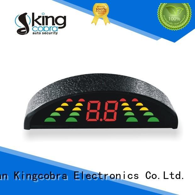 Kingcobra Brand truck kc6000b parking sensors review