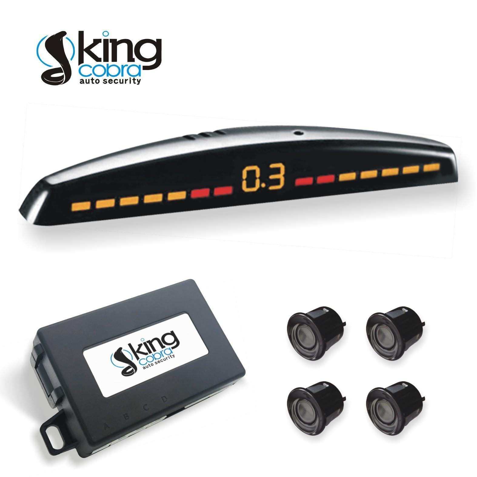 Professional KC-6000D Parking Assistant System-1