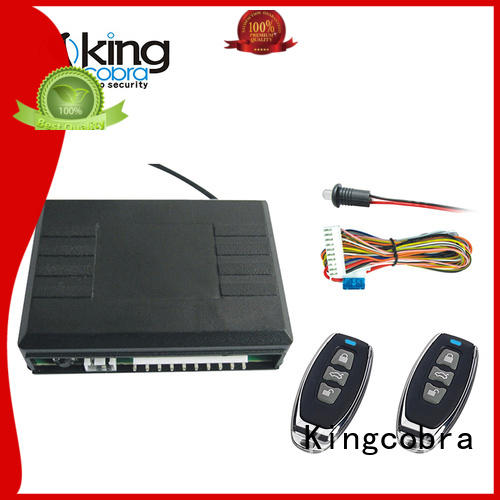 Kingcobra keyless entry car kit with trunk release power window for sale