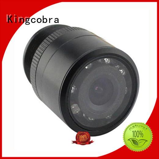 Kingcobra universal car camera with pcs led for car