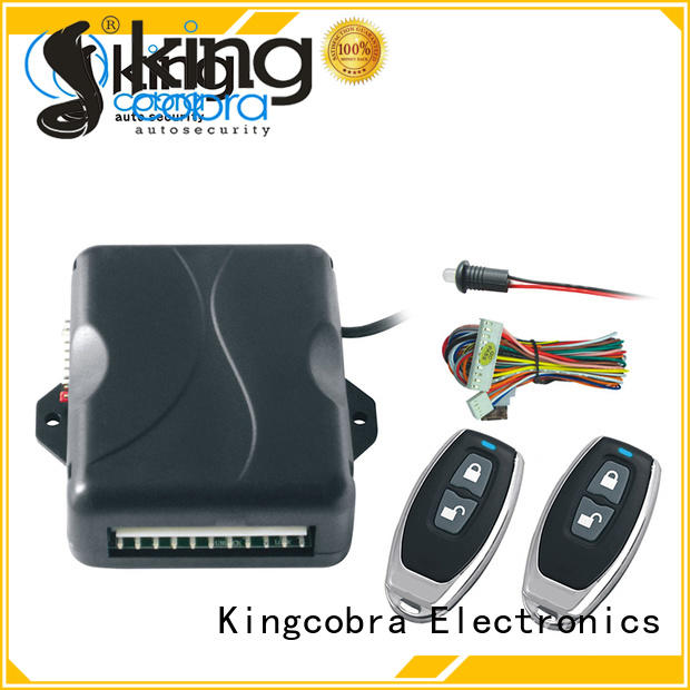 Kingcobra remote keyless entry kit