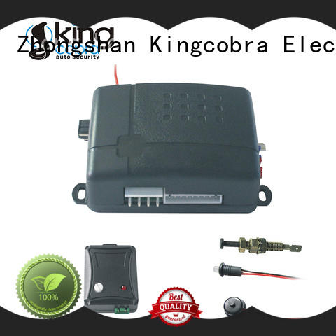 high quality car alarm kit supplier for sale
