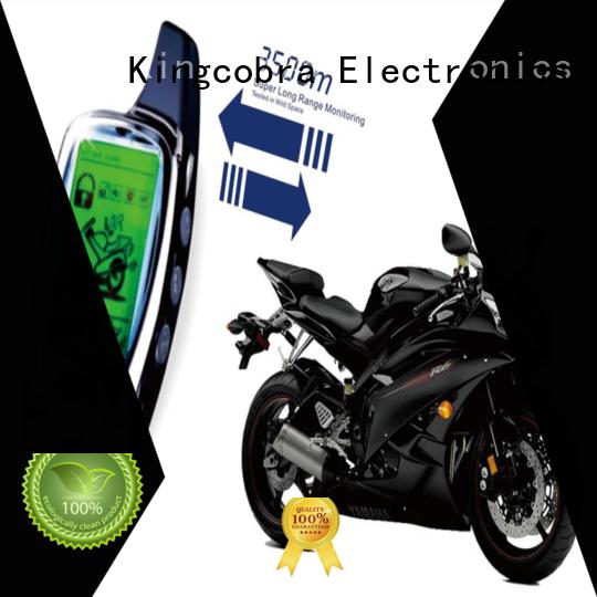 Kingcobra motorcycle alarm system