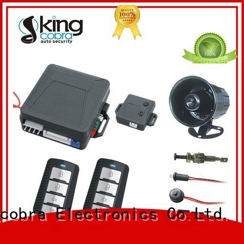 Wholesale octopus wireless car alarm Kingcobra Brand