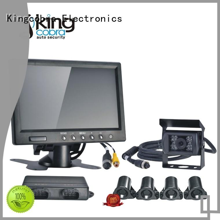 Kingcobra reversing car parking sensor installation parking assistant system online
