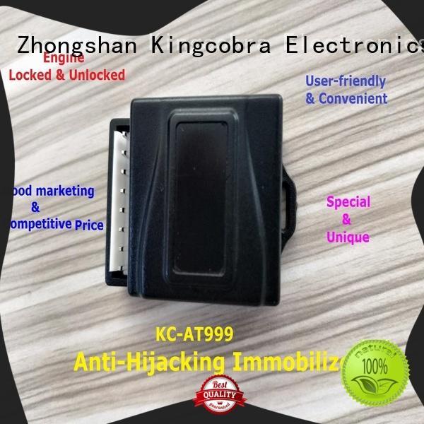 Kingcobra special car immobilizer manufacturer for sale