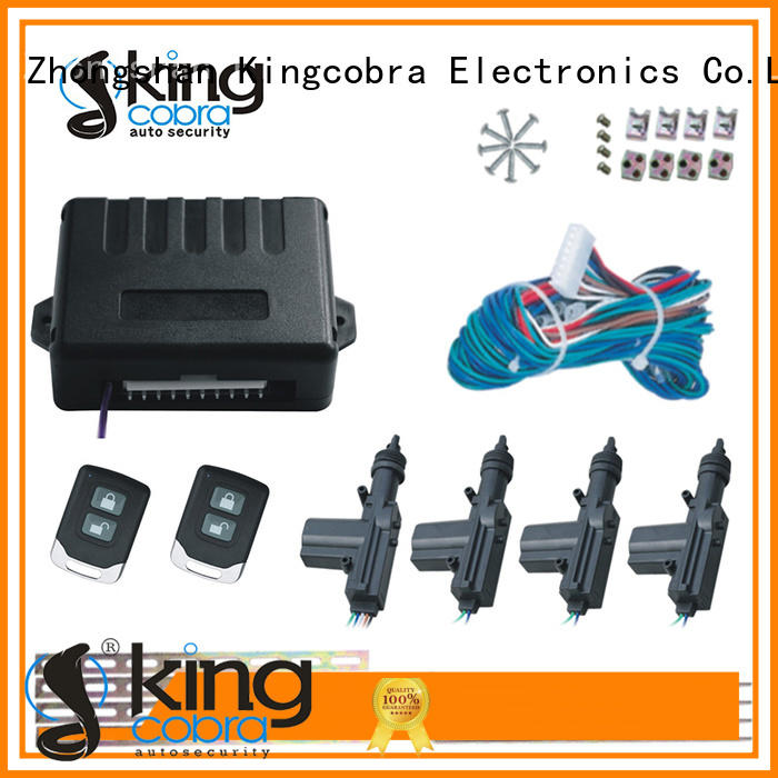 Kingcobra what is central locking system company for business