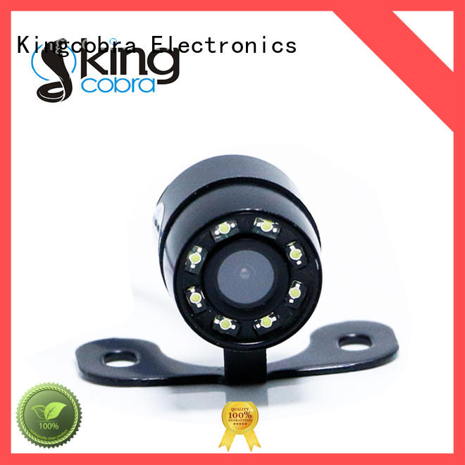 high quality reverse camera with pcs led for car Kingcobra