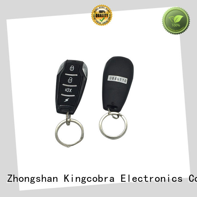 Kingcobra genius good car alarms for south american