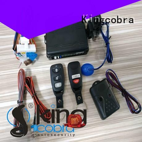 Kingcobra popular car alarm with remote start supplier for african