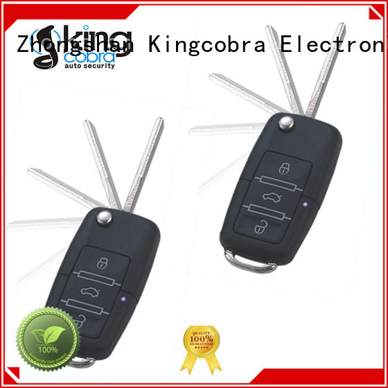 Kingcobra full functions remote keyless entry with trunk release power window for sale