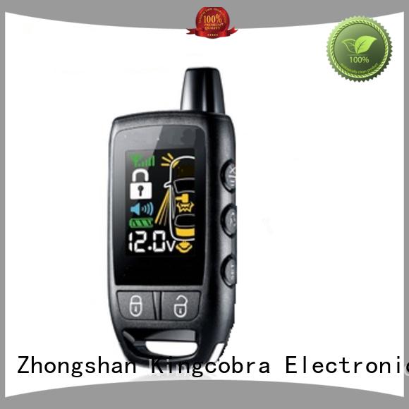 Kingcobra professional 2 way car alarm system online