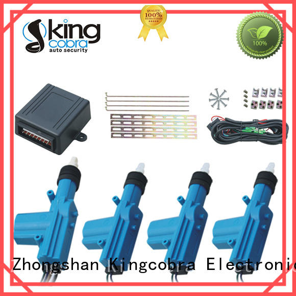 best what is central locking system with two master for business