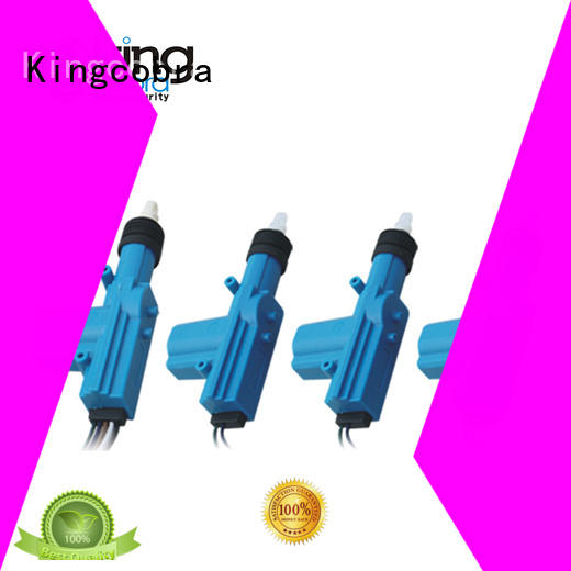 high end what is central locking system company for car