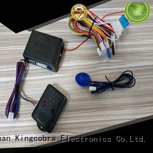 Kingcobra car car alarm brands original for south american