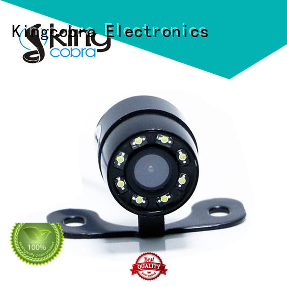 Kingcobra good selling top car camera with pcs led online