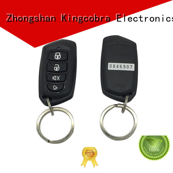 Quality Kingcobra Brand x35 classic wireless car alarm