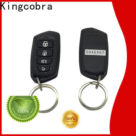 Kingcobra auto alarm factory for african