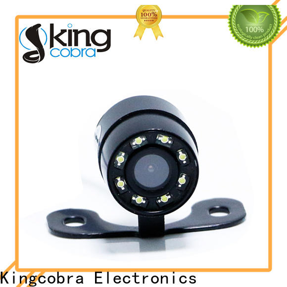 Kingcobra professional car parking camera with pcs led for business