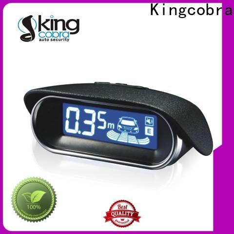 Kingcobra best best car reverse parking sensor with camera factory for sale