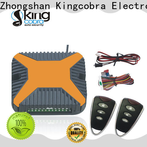 Kingcobra what is keyless entry with window rising output for business