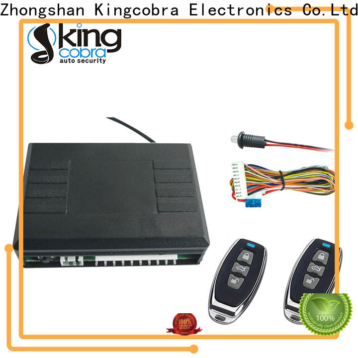 top remote keyless entry system suppliers for business