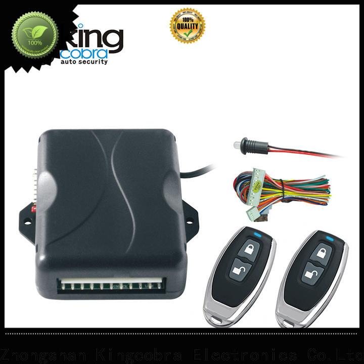Kingcobra new keyless entry car remote company for milano function