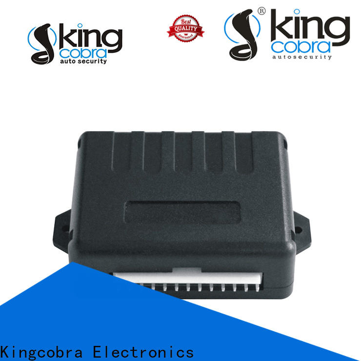 Kingcobra keyless entry car remote with trunk release power window for business