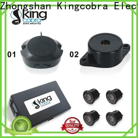 Kingcobra high-quality rear parking sensors suppliers for car