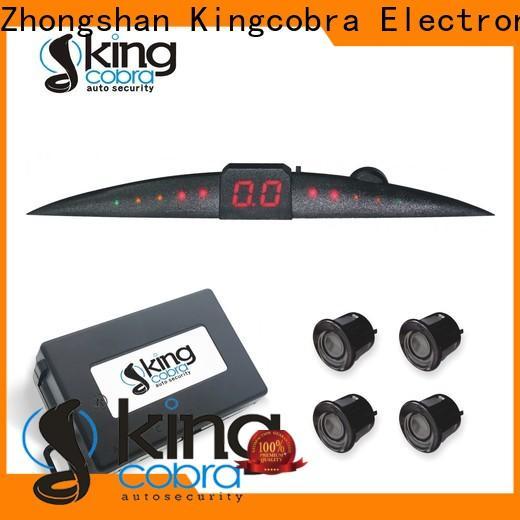 Kingcobra reverse parking sensor with camera parking assistant system for business