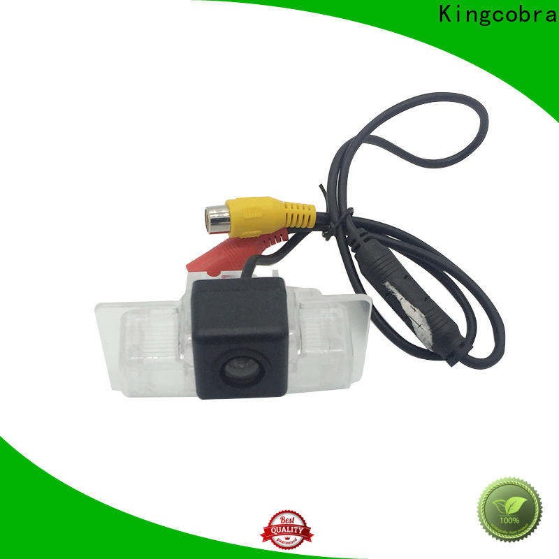 new rear parking camera with led for car