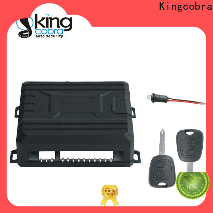 high-quality keyless entry system installation factory for milano function
